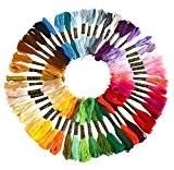 Soledi Prime Rainbow Multi - Couleur Broderie Floss - Point de Croix Threads - Amitié Bracelets Floss - Crafts Artisanat ...