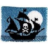 Spinrite acier Wonderart loquet crochet Kit, bateau pirate