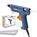 Steinel Gluematic 3002 avec mallette -Pistolet à colle chaude avec température de fusion 206 °C,Pistolet à colle avec débit de ...