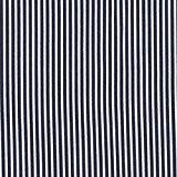 Tissu coton rayé bicolore - Bleu marine & blanc