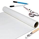 TOKO Kurzwaren Papier de soie 100cm de large, rouleau de 10m