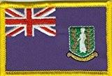 U24Badges Virgin Islands Demoiselle d'Honneur thermocollant patch