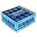 Unique Party - 37345 - Paquet de 16 Bulles de Savon - Bleu Glitz