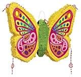 Unique Party - 66230 - Pinata Papillon Coloré