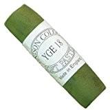 Unison Pastel secs : Single Jaune Vert terre 18