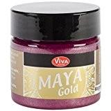 Viva décor Maya or 50ml-Magenta