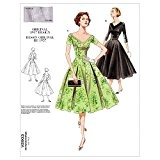 Vogue Patterns v2903 6-8-10 Patrons de robe/robes pour femme Taille A