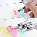 yalulu Eau Piston écriture Pinceau chinois traditionnel japonais Aquarelle Stylo de calligraphie pour débutant