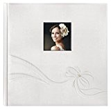 Zep KN323230 Collection Mariage Karen Album Photo Traditionnel avec 60 Pages Blanc 32 x 32 cm