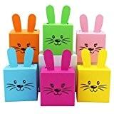 6 DIY Boîtes lapins de Pâques à fabriquer et remplir soi-même- un cadeau qui vient du cœur - pour Pâques ...