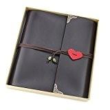 """Album Photo, """"Amour"""" Album de Scrapbooking Vintage, venez avec Coins de Photo et une Boîte Cadeau, Cadeau pour Anniversaire Naissance ..."""