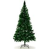 Arbre de Noël sapin artificiel 180 cm - pied inclus 533 branches