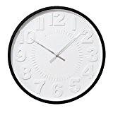 Art Walls Horloges Living Room Mute Moderne Simple Creative Balayage Quartz Horloges Original Time 3d Glazed Reliefs Wall Clocks , ...