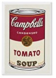 Arteum 92800 Aimant Warhol Campbell'S Soup MoMA Multicolore