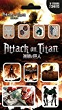 Attack on Titan Mix Sticker Pack by Gb Posters