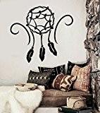 Attrape-rêves Lakota Caisse claire moderne ethnique mur Chambre Decor Vinyle Home Decor Art