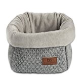 Baby's Only Corbeille de rangement Robust Mix gris - Gris