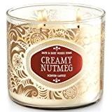 Bath And Body Works - Creamy Nutmeg