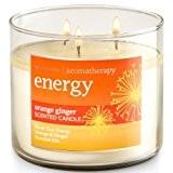 Bath And Body Works - Energy - Orange Ginger