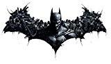 Batman Arkham Origins Batman Logo personnages V1Sticker mural autocollant Art Poster Taille 1000mm de haut x 600mm de large (Grand)