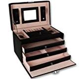 Boîte à bijoux de luxe - coffret à bijoux - armoire à bijoux - coffre à bijoux - caisse à ...