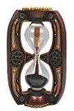 Boltze steampunk sablier science fiction décoration-horloge