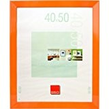 Brio 30500 Cadre Photo Elite Orange 40 x 50 cm