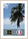 Cadre Photo avec Passe-Partout Super Blanc Cadre photo mural pour image 50x75 / 50 x 75 cm cadre Blanc Cassé, ...