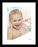 Cadres photos pêle mêle multivues 1 photo(s) 30x40 Passe Partout, Cadre photo mural 40x50 cm Noir, 3 cm de largeur