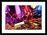 Cadres photos pêle mêle multivues 1 photo(s) 60x40 Passe Partout, Cadre photo mural 70x50 cm Noir, 3 cm de largeur