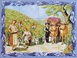 Fresque Carrelage Mural Exterieur Galerie Creation