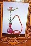 Chicha pour Narguilé 74 cm Modelé rouge Luxe