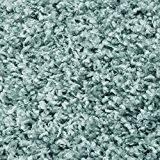 Concepteur de tapis à poils longs Shaggy Samson Argent Tapis 160x230 cm argent / gris