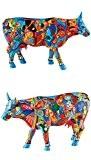 Cow Parade Vache - GM Music-Cow Extravaganza