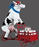 Cow Parade Vache - MM Lait Triporteur