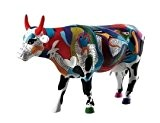 CowParade - Vache Cow parade : Large Ziv's Udderly Cool Cow 46732
