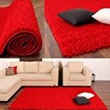 , Dimension:160x230 cm;Couleur:Rouge