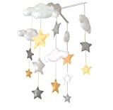 DIY Nursery-Mobiles Pour Berceau Décorations, Colorful Lit bébé Mobiles