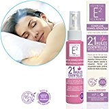 E2 Complexe Sommeil Réparateur - Spray aérien naturel aux 21 huiles essentielles calme les tensions, la nervosité et diminue le ...