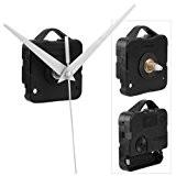 2pcs aiguilles lumineuses DIY Quartz Horloge Broche Mouvement Mecanisme Out T2R5