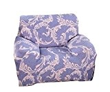 Elégant Stretchable causeuse Sofa de 90-140 CM