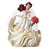Enesco 4045444Disney Showcase, Belle, figurine pour mariage