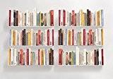 """Étagère pour livre """"U"""" TEEbooks - Lot de 6 - L 60 cm P 15 cm H 15 cm - ..."""