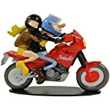 Figurine de Collection BD Joe Bar Team Racing Honda Dominator Sam Soul N°5