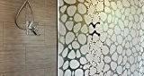 Film adhésif décoratif et transparent Galets INT 320, décoration de vitre de magasin, restaurant, habitation, paroi de douche, plusieurs tailles ...