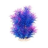 Fragrant Plastique Plante Herbe Artificielle pour Bocal à Poissons Aquarium Ornement Décoration