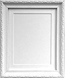Frames by Post ap3025Cadre photo avec contour blanc Format A3pour photo A4Taille, 30mm de large