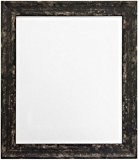 FRAMES BY POST industrielle 30 x 30 cm-Cadre Photo noir vieilli
