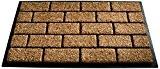 Gardman 82338 Paillasson Stoneleigh Fibres de Coco 45 x 75 cm