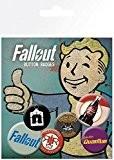 GB Eye, Fallout 4, Mix 2, Set de Boutons,